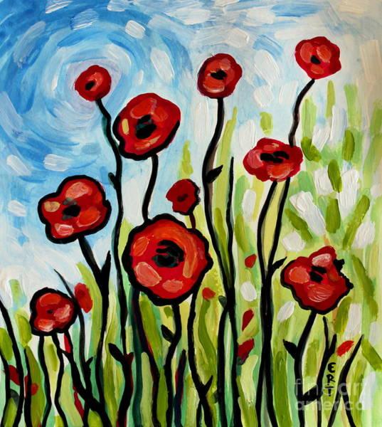 Painting - September's Serenade by Elizabeth Robinette Tyndall