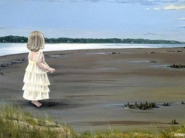 Jekyll Island Painting - Serenity by S A Melby
