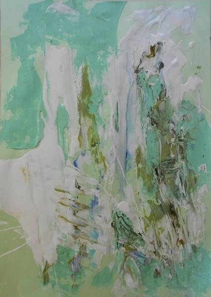 Arisen Painting - Series 27 77 by Ulrich De Balbian