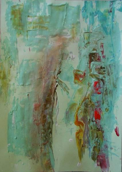 Arisen Painting - Series 27 No 75 by Ulrich De Balbian