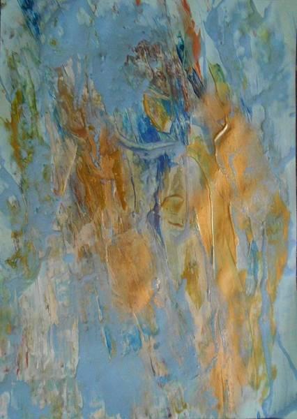 Arisen Painting - Series 27 No 79 by Ulrich De Balbian