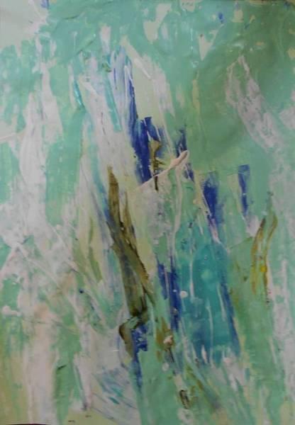 Arisen Painting - Series 27 No 80 by Ulrich De Balbian