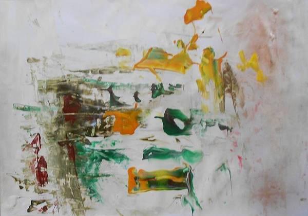 Arisen Painting - Series 27 No 87 by Ulrich De Balbian