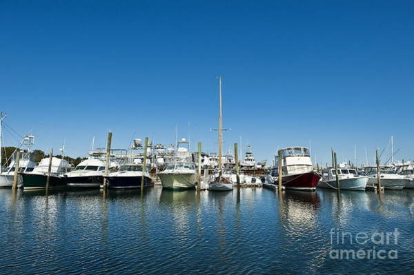 Provincetown Harbor Photograph - Sesuit Harbor by John Greim