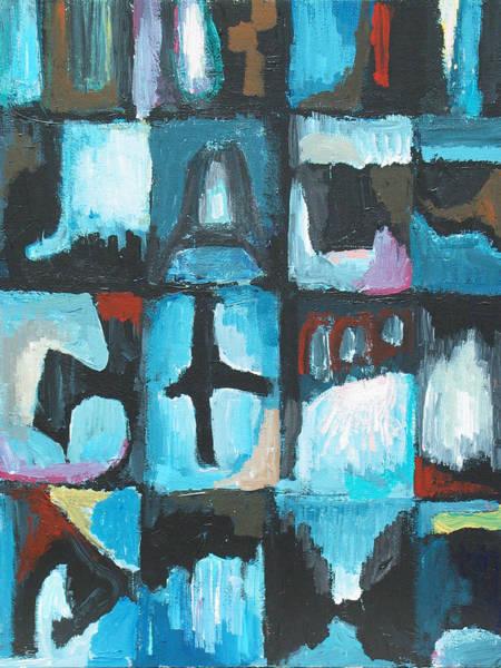 Ambiguous Painting - Seven Deadly Sins by Kazuya Akimoto