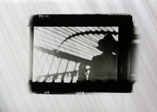 Wall Art - Photograph - Shadow And A Hat by Rika Maja Duevel