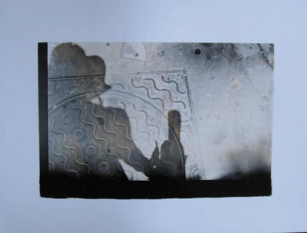 Wall Art - Photograph - Shadow In Ax by Rika Maja Duevel