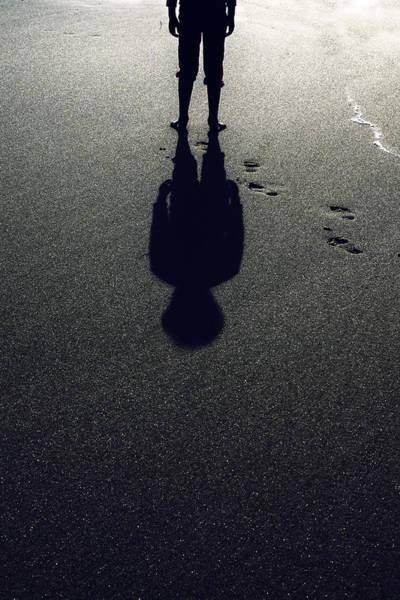 Silhoutte Photograph - Shadow by Joana Kruse