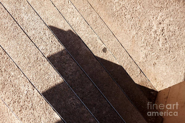 Photograph - Shadow Stair by Agusti Pardo Rossello