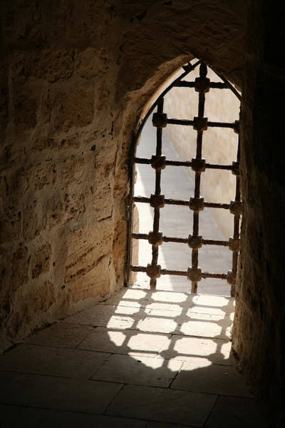 Photograph - Shadowed Arch At Citadel by Donna Corless