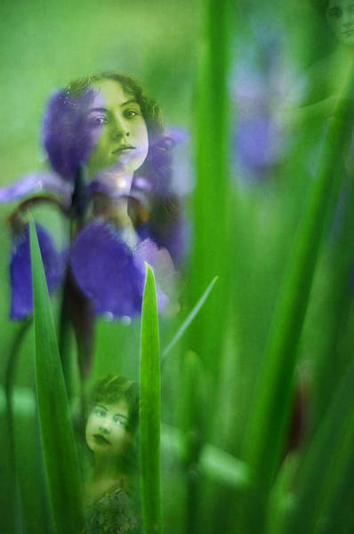 Photograph - She Sees Herself by Rebecca Sherman
