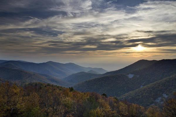 Photograph - Shenandoah National Park by Pierre Leclerc Photography