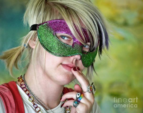 Photograph - She's A Rainbow by Terry Doyle
