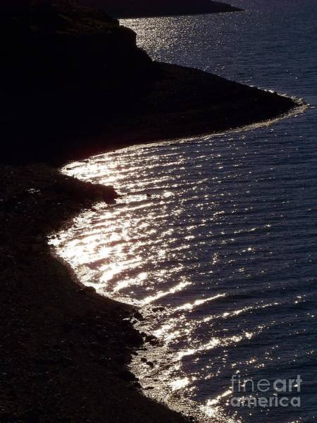 Photograph - Shining Shoreline by Dorrene BrownButterfield