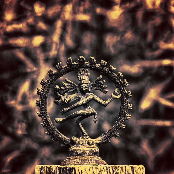Fire Dance Wall Art - Photograph - Shiva  by Stelios Kleanthous
