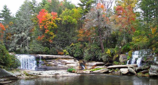 Photograph - Shoal Creek Area Falls 2 by Duane McCullough