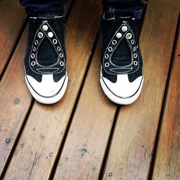 Wall Art - Photograph - #shoes #puma #submarinohostel by Avatar Pics