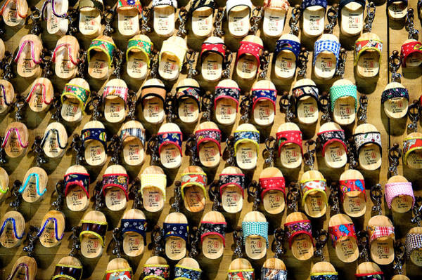 Photograph - Shoes by Yew Kwang