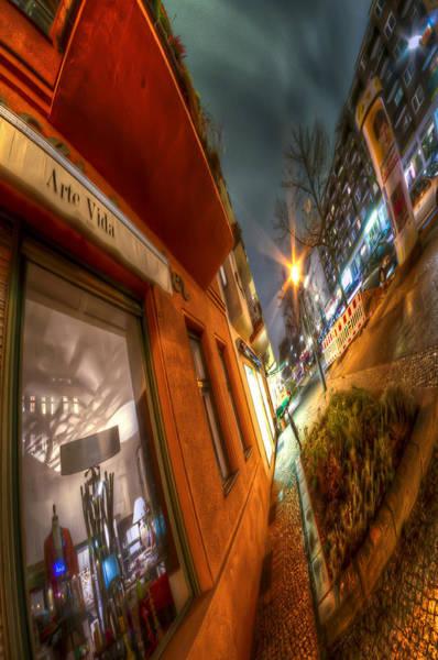 Wall Art - Photograph - Shop Window Berlin by Nathan Wright