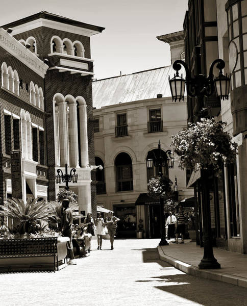 Jewelery Photograph - Shopping On Rodeo Drive II  by Malania Hammer