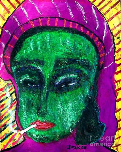 Sax Painting - Shortness Of Breath by Darlyne Sax