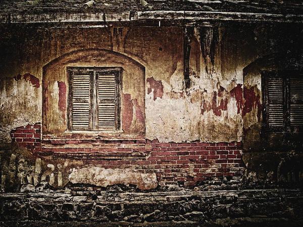 Wall Art - Photograph - Shuttered Window by Skip Nall
