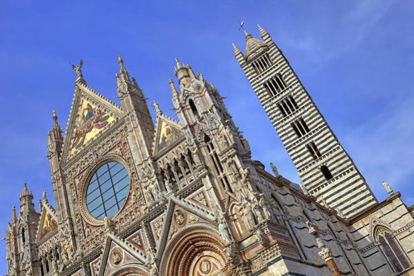 Siena Photograph - Siena - Cathedral by Joana Kruse