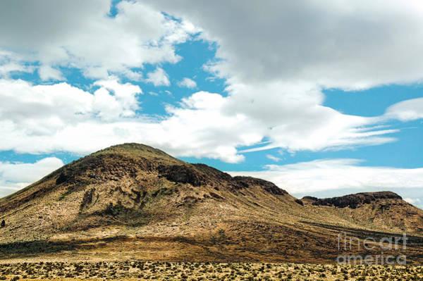 Sierra Nevadas Art Print by HD Connelly