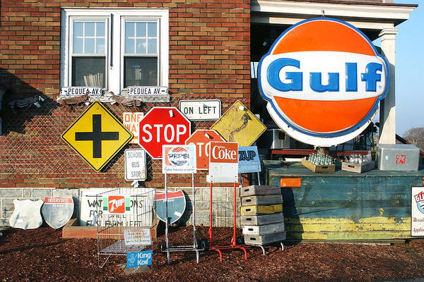 Photograph - Signs Of The Time by Craig Leaper