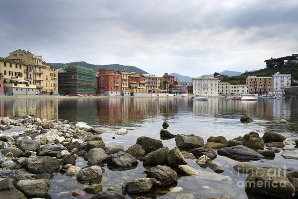 Sestri Levante Photograph - Silent Bay by Guido Nardacci