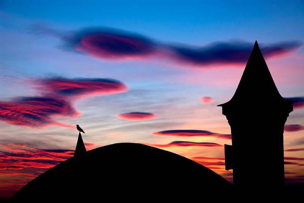Photograph - Silhouette by Okan YILMAZ