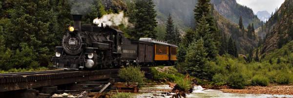 Photograph - Silverton Steam by Jonas Wingfield