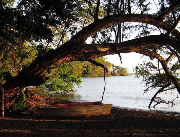 Photograph - Simple Paradise Ometepe Nicaragua by Kurt Van Wagner