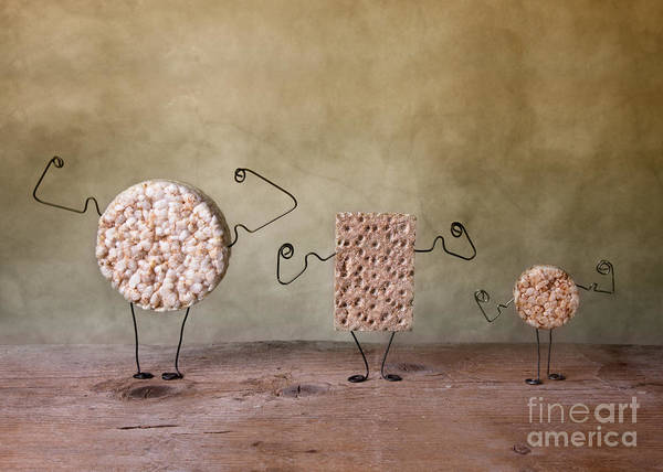 Figurine Wall Art - Photograph - Simple Things 02 by Nailia Schwarz