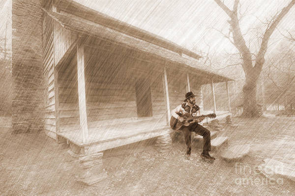 Photograph - Singing In The Rain by Dan Friend