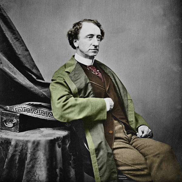 Photograph - Sir John A. Macdonald by Andrew Fare