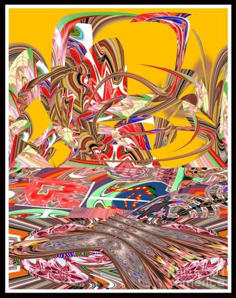 Clarity Digital Art - Skateboard Terrain  by Rick Wolfryd