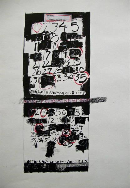 Drawing - Sketchbook 1  Pg 19 by Cliff Spohn