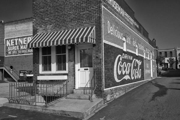 Photograph - Skinny Building by Patrick M Lynch
