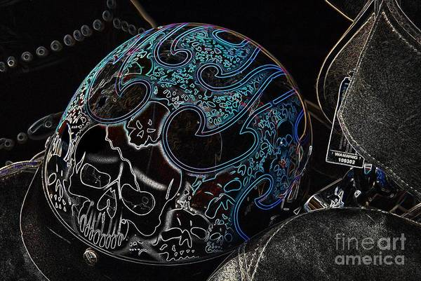 Photograph - Skull Cap 2 by Anthony Wilkening