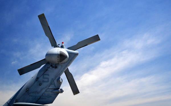 Photograph - Sky Blades by Matt Hanson