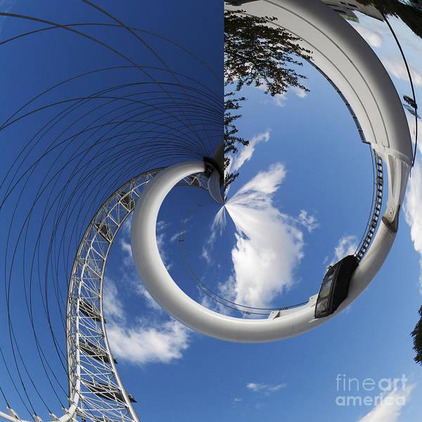 Photograph - Sky Cobwebs by Agusti Pardo Rossello