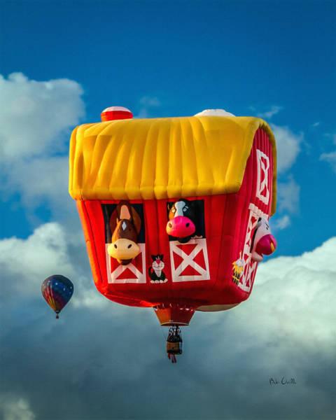 Photograph - Sky Farming  by Bob Orsillo
