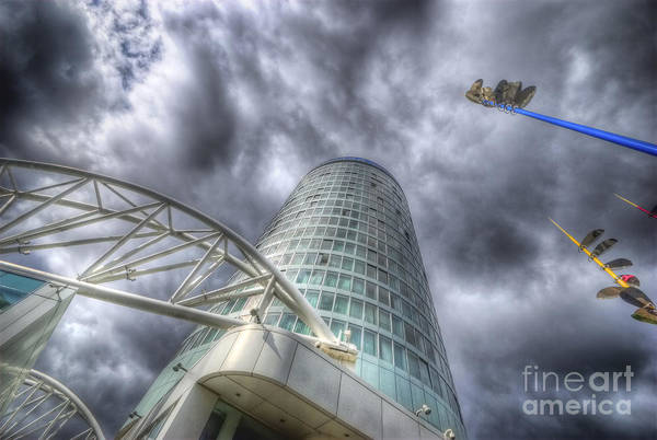 Wall Art - Photograph - Sky Is The Limit 2.0  by Yhun Suarez