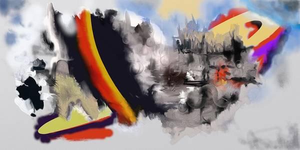 Painting - Sky Villa by Eugene Foltuz
