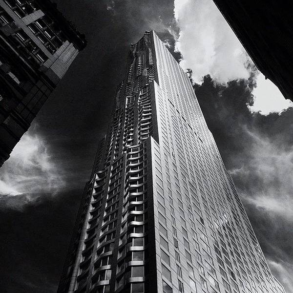 Wall Art - Photograph - Skyscraper - New York City by Vivienne Gucwa