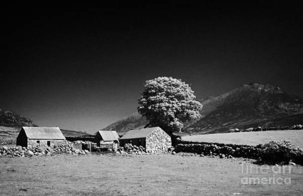 Wall Art - Photograph - Slieve Binnian And Surrounding Countryside County Down Northern Ireland by Joe Fox
