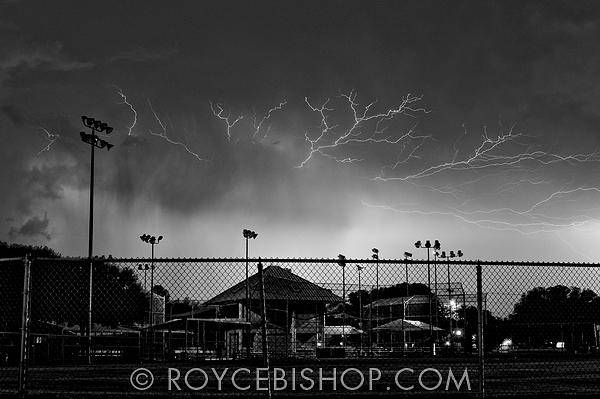 Photograph - Slight Chance Of Rain by Royce Bishop