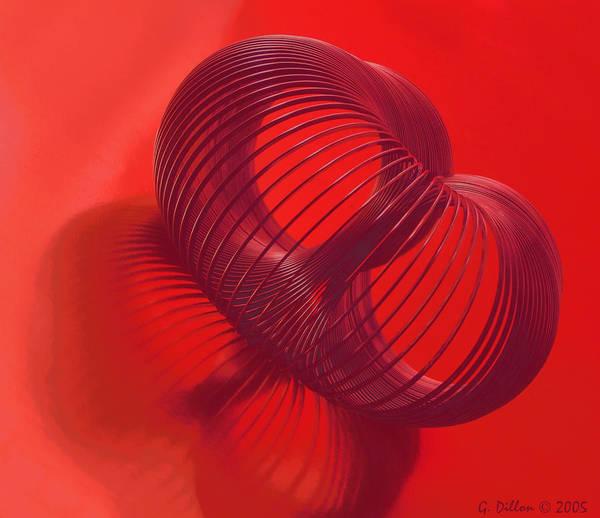 Photograph - Slinky Angle by Grace Dillon