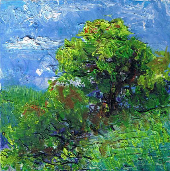 Painting - Slope by Regina Valluzzi